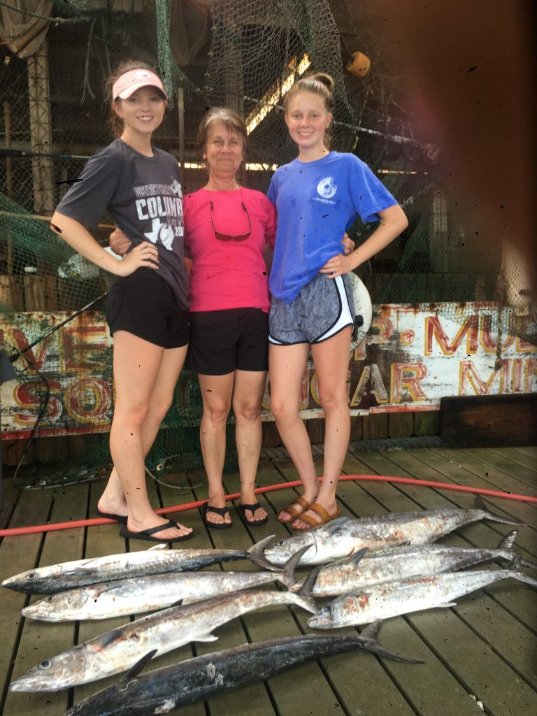 Velasco charters offshore fishing excursions for Gulf shores fishing charter rates